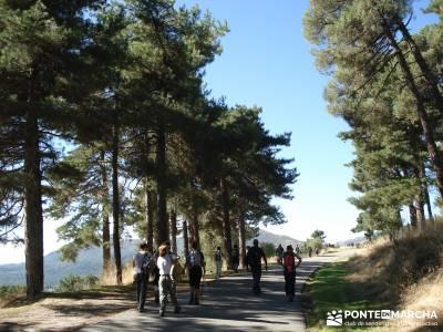 Abantos y Cuerda Escurialense;parque natural murcia cabrera madrid puente del pilar viajes